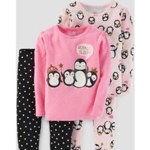 Just One You 2 Pack Bundle Toddler Pajamas
